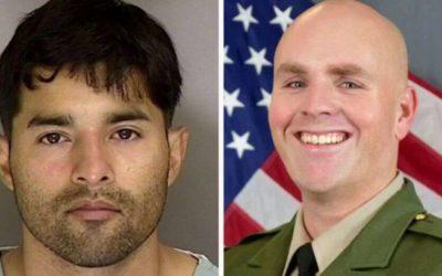 Криминальные новости: Действующий военнослужащий ВВС США, незадолго до убийства опубликовал анти-полицейские призывы в социальных сетях
