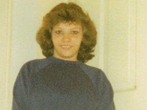 Жертва маньяка Эндрю Урдиалеса - Линн Хубер.
