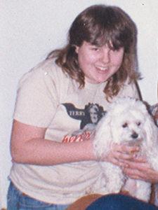 Жертва маньяка Эндрю Урдиалеса - 18-летняя Тэмми Эрвин.