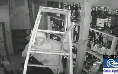 Скандалы и криминал: По заявлению полиции,— семейный винный магазин, понёс серьезные убытки