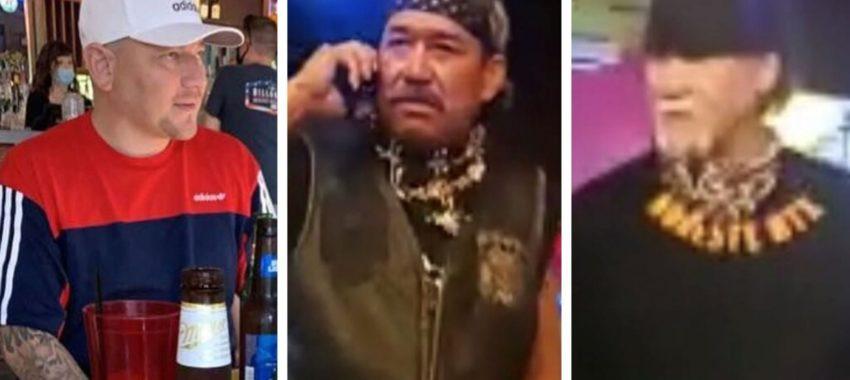 Криминальные новости: Полицейские города Хьюстон разыскиваюттроих мужчин, которые как они предполагают, имеют отношение к убийству