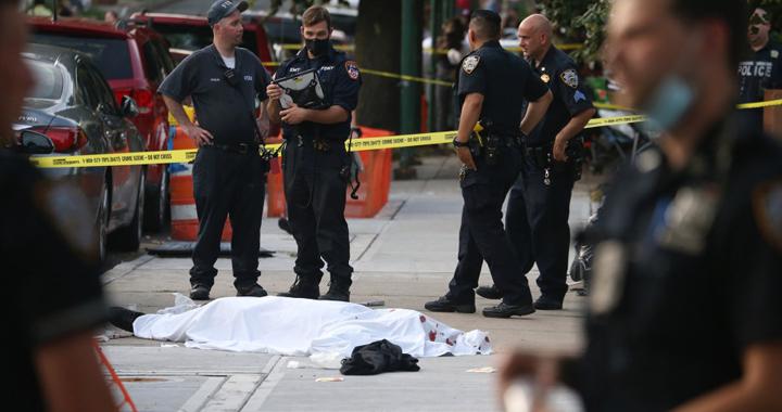 Криминальные новости: Средь бела дня были совершены очередные убийства, жертвами которых стали 3 человека
