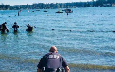 Скандалы и криминал: Как заявили в полиции, два брата-подростка из штата Вашингтон утонули в озере