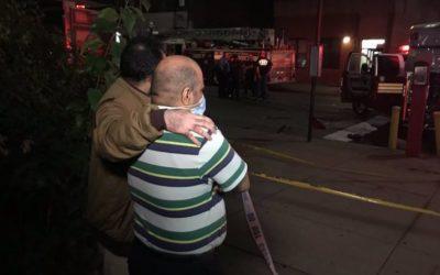 Скандалы и криминал: Машина скорой помощи, столкнулась с пожарной машиной