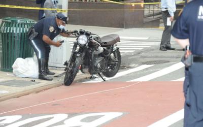 Криминальные новости: Любителем паркура, оказался 19-летний парень, имя которого полиция не сообщила
