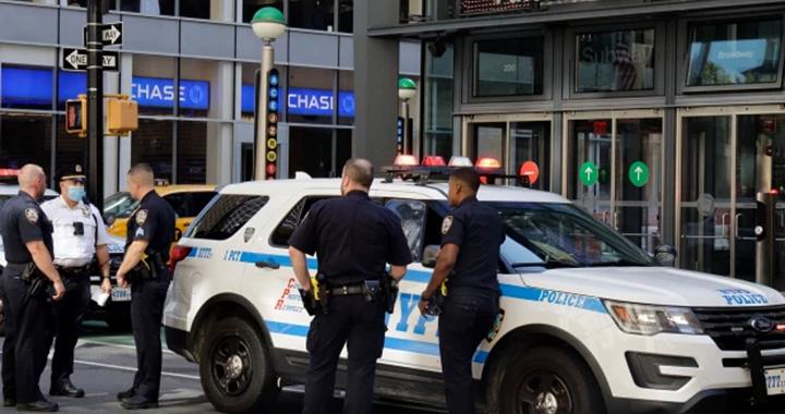 Криминальные новости: Мог бы спрятать и получше оружие 26-летний Дашон Бреланд из Бронкса