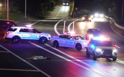 Криминальные новости: Поспешил скрыться водитель неустановленной машины, который слишком поздно заметил пешехода