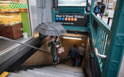 Скандалы и криминал: Зонтиком в качестве дубинки воспользовался один из участников потасовки