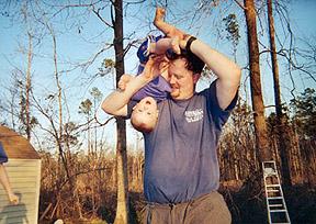 Семейное фото маньяка Джона Армстронга