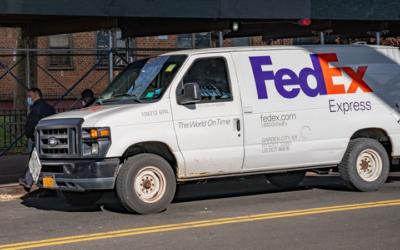 Криминальные новости: В тяжелом, но стабильном состоянии был госпитализирован 44-летний курьер компании FedEx
