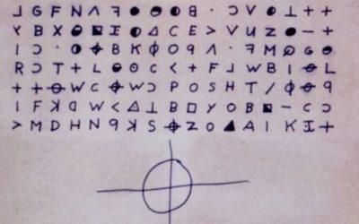 Криминальные новости: Закодированное письмо, отправленное серийным убийцей по прозвищу «Зодиак» в 1969 году, было расшифровано
