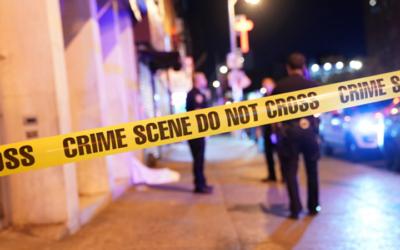 Криминальные новости: Шквальный огонь из пистолета-пулемета MAC-10 открыл неизвестный преступник