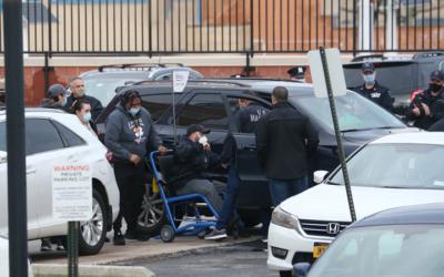 Криминальные новости: Два федеральных маршала были ранены в перестрелке с 35-летним Андре Стерлингом