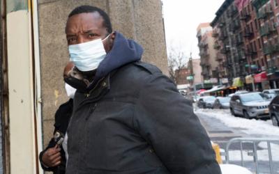 Криминальные новости: Уголовного суда Манхэттена, под стражу был взят 50-летний бездомный Натаниэль Эвинджер