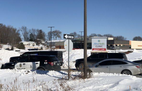 Криминальные новости: Пять человек были ранены, подозреваемый находится под стражей после стрельбы в клинике «Allina Health»