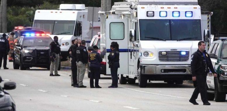 Криминальные новости: Согласно заявлению органов правопорядка, два агента ФБР погибли и еще трое были ранены