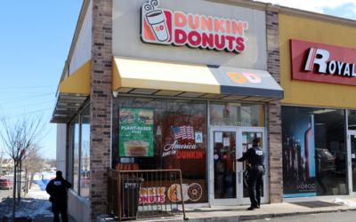 Криминальные новости: Наверное, не стоит все же вести себя так, как сотрудник закусочной Dunkin' Donuts