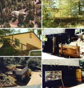 Ранчо смерти, владельцем был маньяк Леонард Лейк.