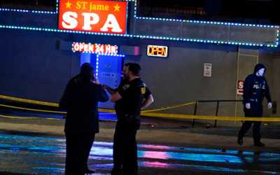 Криминальные новости: В городе Атланта и его пригороде по меньшей мере восемь человек стали жертвами жестокой расправы