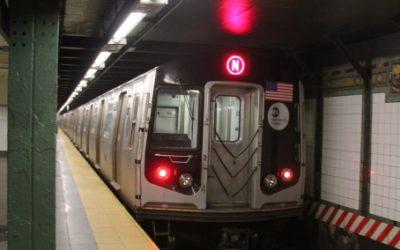 Криминальные новости: Два сотрудника почтовой службы UPS получили ножевые ранения в поезде метро