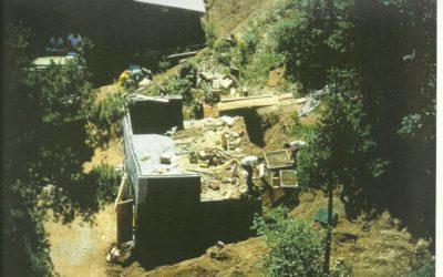 Дома ужасов: Ранчо смерти, которым владел маньяк Леонард Лейк