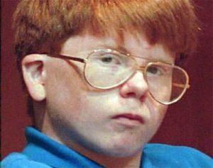 Фото малолетнего убийцы Эрика Смита.