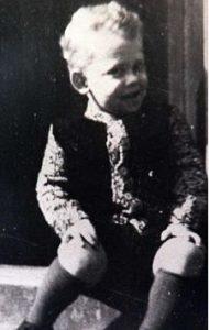 Фото 4-летнего Мартина Брауна