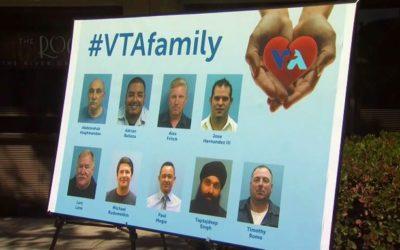 Криминальные новости: Стрелок, убивший девять человек, говорил о ненависти к «Valley Transportation Authority»