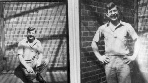 Серийный убийца Эдвард Леонский за несколько дней до казни.