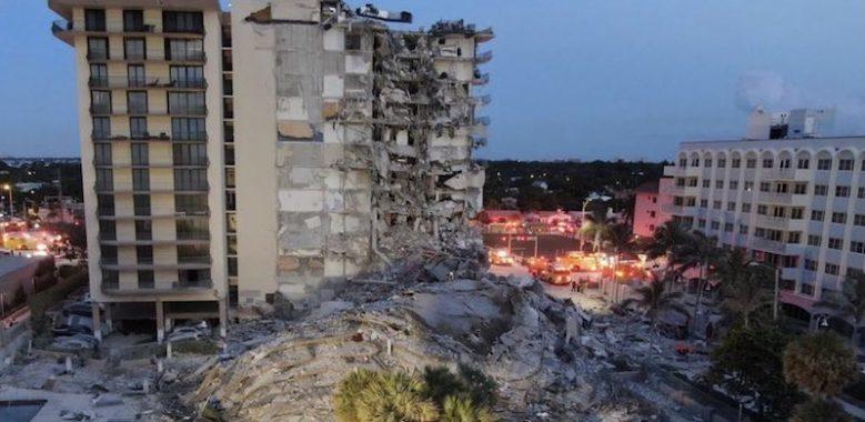Криминальные новости: За три года до обрушения, консультант предупреждал о признаках «серьезного структурного повреждения» в доме
