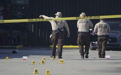 Криминальные новости: По данным полиции, 2 человека погибли и примерно от 20 до 25 человек получили ранения