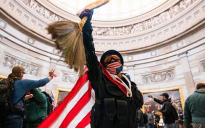 Скандалы и криминал: В США вынесен первый приговор по делу о январских беспорядках на Капитолийском холме