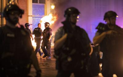Криминальные новости: В Миннесоте снова конфликт полиции и темнокожего с криминальным прошлым и настоящим