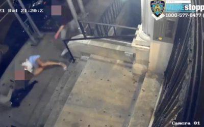 Скандалы и криминал: Полиция ведет поиски мужчины, который напал на двух женщин на улице Манхэттена