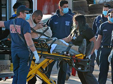 Криминальные новости: Инциденты со стрельбой поставили новый недельный антирекорд в США