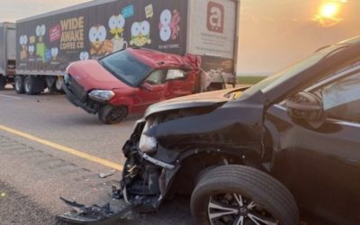 Криминальные новости: Восемь человек погибли и еще 10 получили тяжелые ранения, из-за проблемы с видимостью на дорогах
