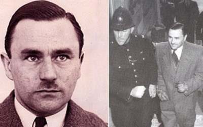 Серийный убийца Джон Джордж Хейг — Лондонский вампир