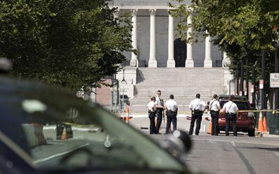 Скандалы и криминал: Четыре человека арестованы в Вашингтоне на митинге в поддержку участников штурма Капитолия