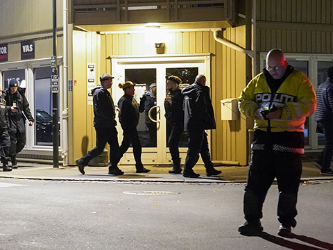Криминальные новости: В Норвегии мужчина убил пятерых и ранил двоих из лука, жертвами стали люди старше 50 лет